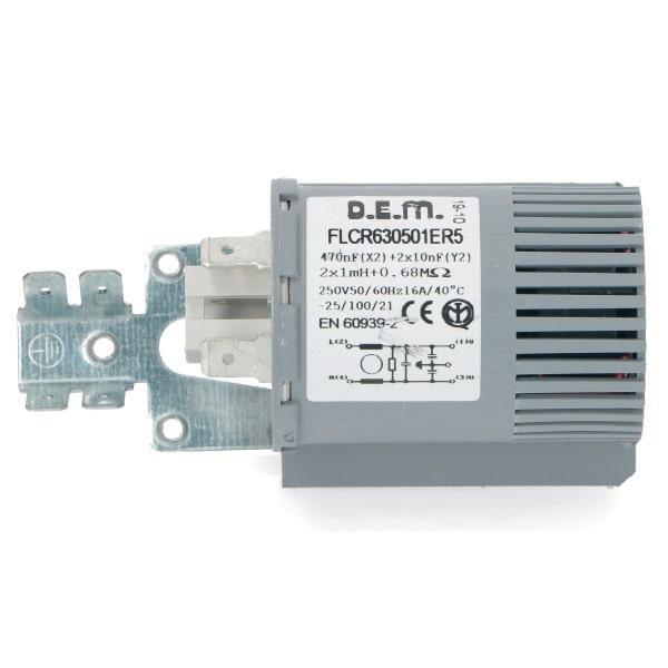 Odrušovací kondenzátor práčky univerzálny
