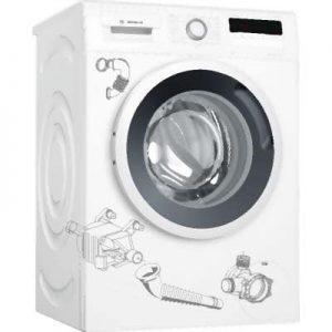 Náhradné diely na práčku