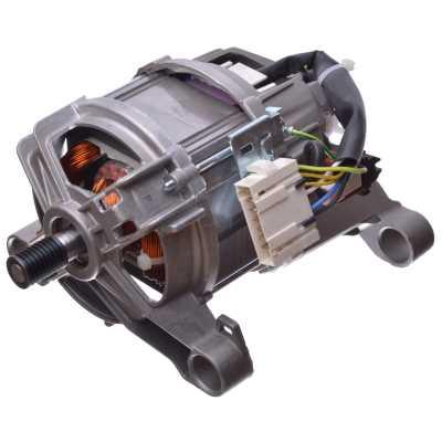 Motor pračky, magnet tachodynama