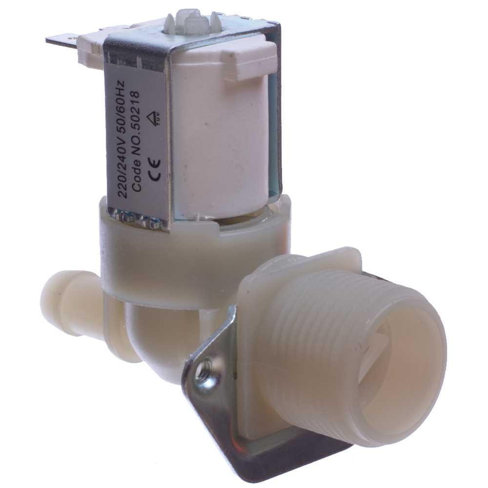 Napúšťací ventil jednocestný 180°