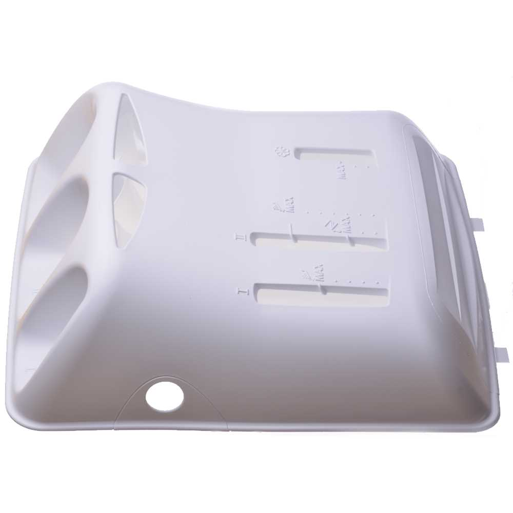 Násypka práčky Whirlpool 3-komorová
