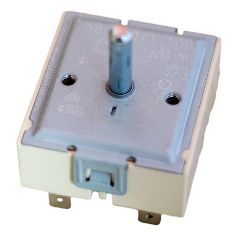 Prepínač varnej platne Electrolux