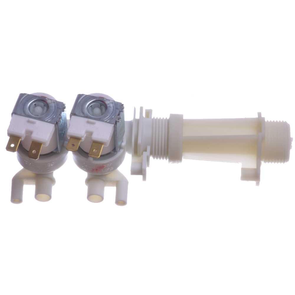 Selenoidný elektromagnetický ventil dvojcestný Indesit