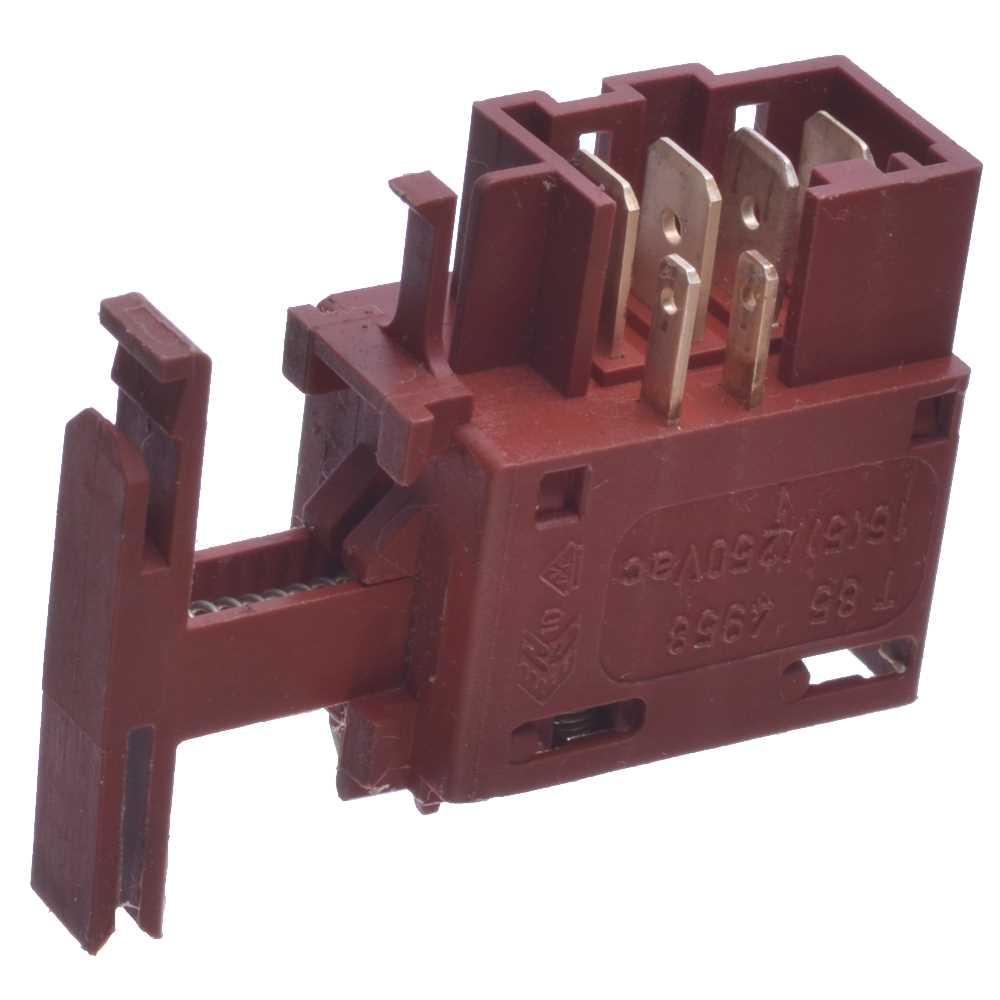 Vypínač hlavný práčky Whirlpool AWT Ignis