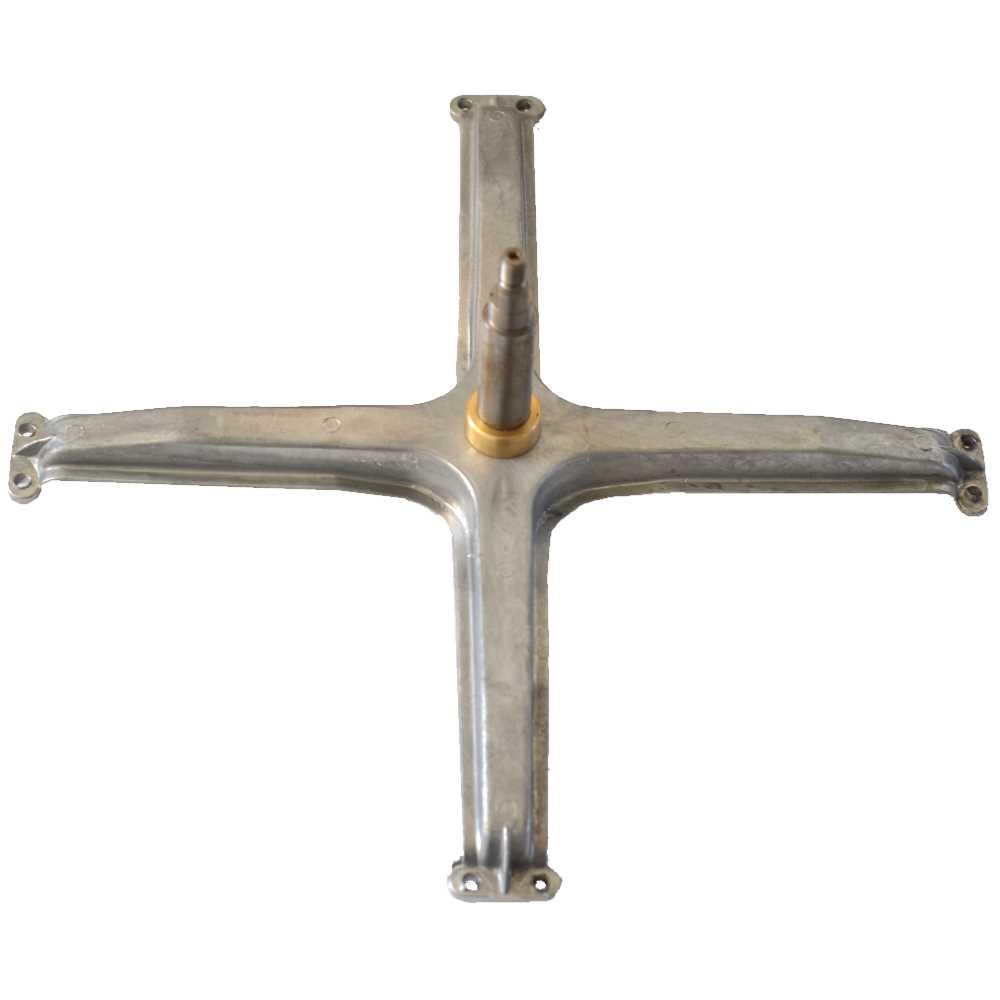Kříž bubnu pračky Ardo hrubá oska 1