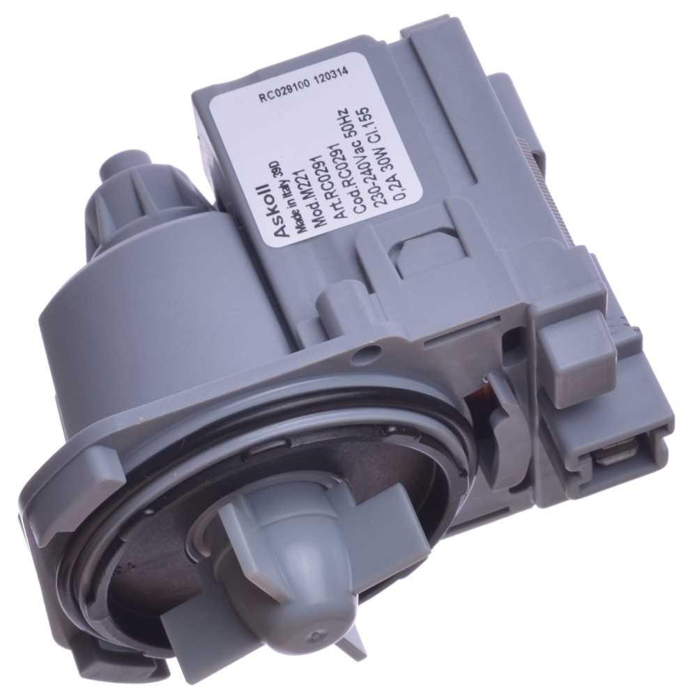 Motorček čerpadla práčky Bosch 2