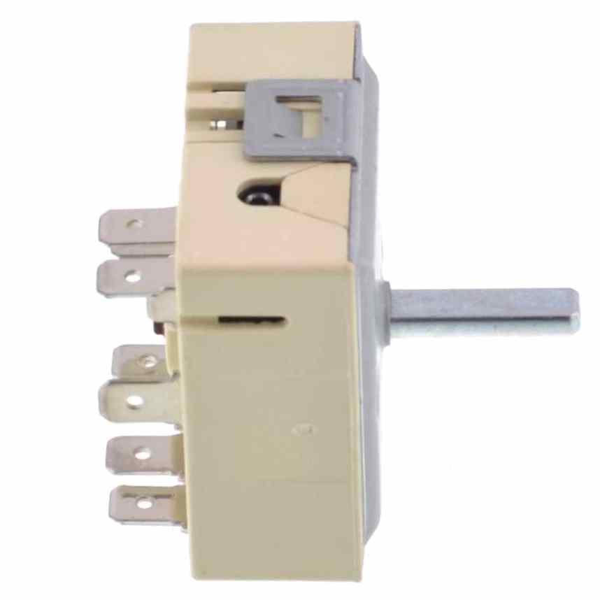 Přepínač varné desky 2