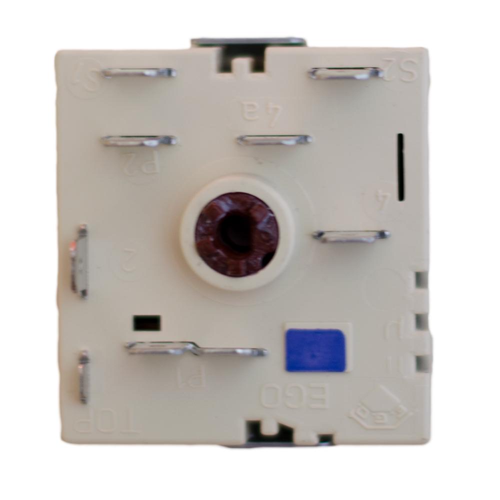 Prepínač varnej platne Electrolux regulátor