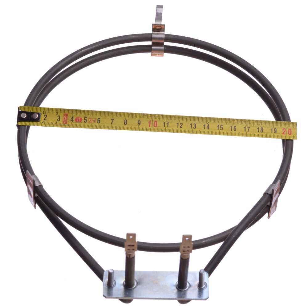 Ohrevné teleso - špirála zadná okrúhla Gorenje 2200 W 1